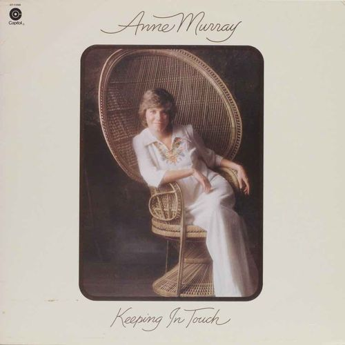 Anne Murray: Keeping In Touch LP Käyt