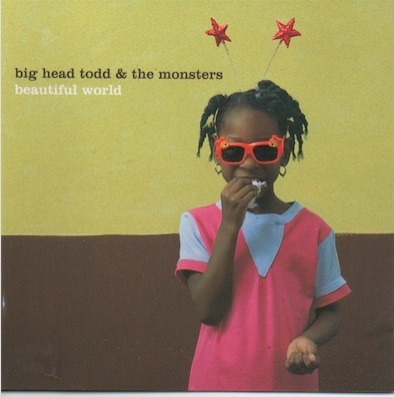Big Head Todd and The Monsters : Beautiful World CD (Käyt)