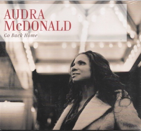 Audra McDonald : Go Back Home CD (Sealed)