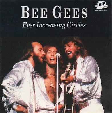 Bee Gees : Ever Increasing Circles CD (Käyt)