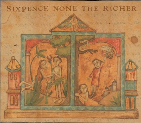 Sixpence None The Richer  : Sixpence None The Richer CD (Käyt)