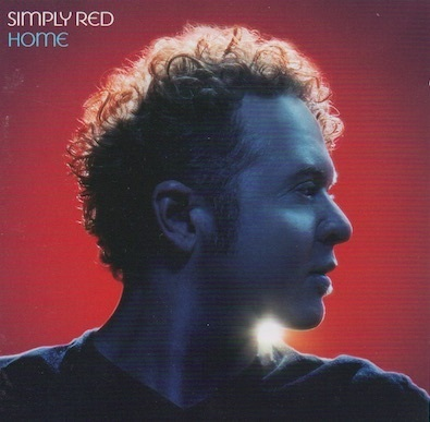 Simply Red : Home CD (Käyt)