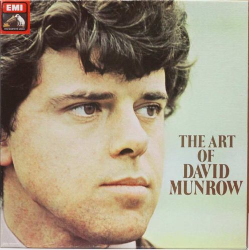 David Munrow / The Early Music Consort Of London : The Art Of David Munrow 3LP Box (Käyt)