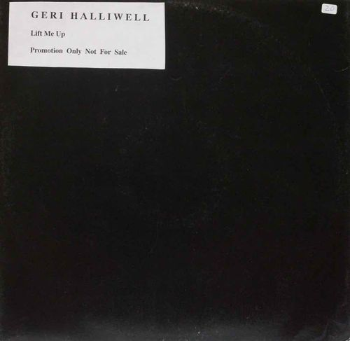 "Geri Halliwell: Lift Me Up 12"" (Käyt)"