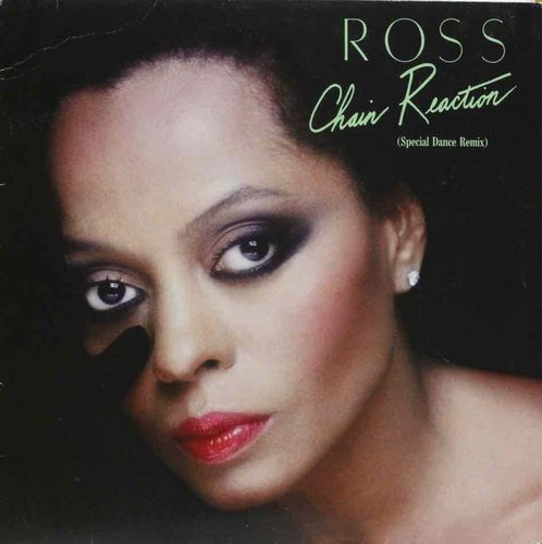 "Ross : Chain Reaction (Special Dance Remix) 12"" (Käyt)"