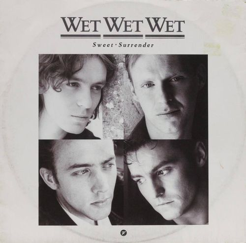 "Wet Wet Wet : Sweet Surrender 12"" (Käyt. maxi)"