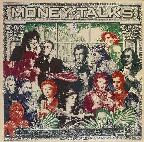 Money Talks : Money Talks LP (Käyt)