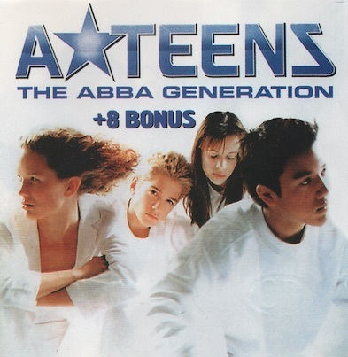A*Teens : The ABBA Generation CD Käyt