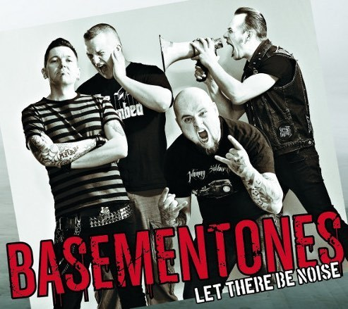 Basementones : Let There Be Noise CD (Uusi)