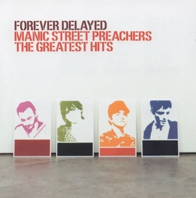 Manic Street Preachers : Forever Delayed - The Greatest Hits 2CD (Käyt)