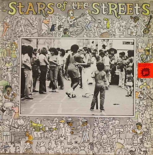 V/A : Stars Of The Streets LP (Käyt)
