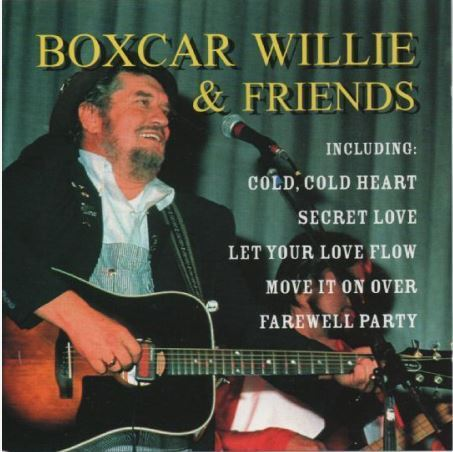 V/A : Boxcar Willie & Friends : Gentlemen Of Country CD (Käyt)
