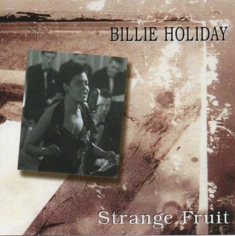 Billie Holiday: Strange Fruit CD Käyt