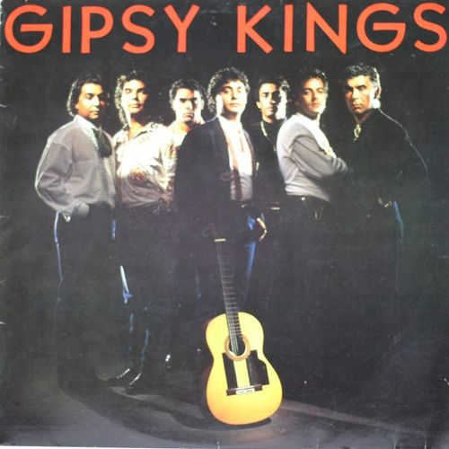 Gipsy Kings : Gipsy Kings LP (Käyt)