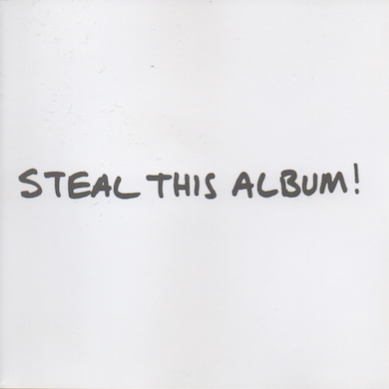 System Of A Down : Steal This Album! CD (Käyt)