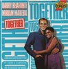 Harry Belafonte / Miriam Makeba : Together CD (Käyt)