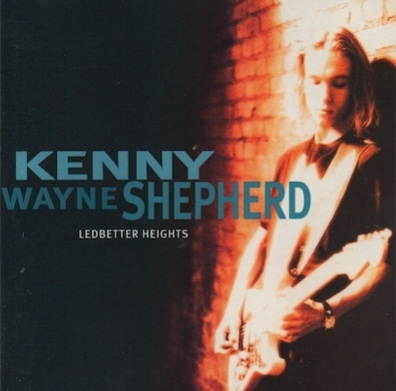 Kenny Wayne Shepherd : Ledbetter Heights CD (Käyt)
