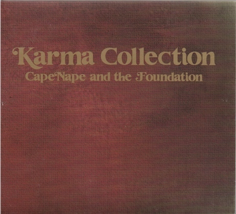 CapeNape and the Foundation : Karma Collection CD (Mint)