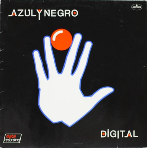 Azul Y Negro : Digital LP (Käyt)