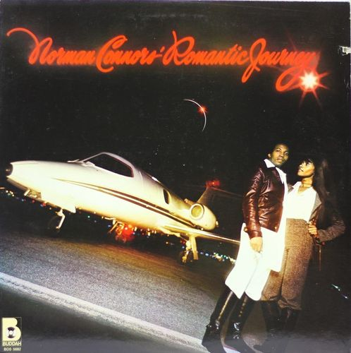 Norman Connors : Romantic Journey LP (Käyt)