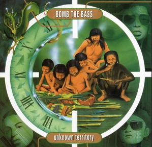 Bomb The Bass : Unknown Territory LP (Uusi)