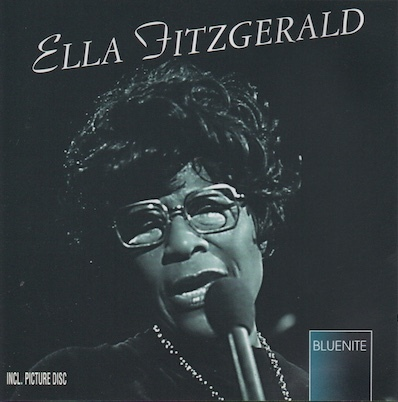 Ella Fitzgerald : The Immortal Voice (1918-1996) CD (Käyt)