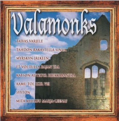 Valamonks : Valamonks CD (Mint)