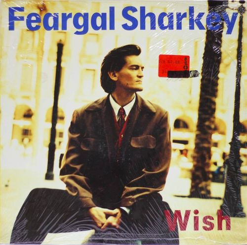Feargal Sharkey : Wish LP (Käyt)