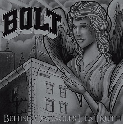 BOLT : Behind Obstacles Lies Truth LP (Uusi)