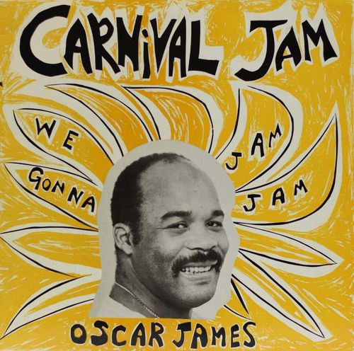 "Oscar James : Carnival Jam ""We Gonna Jam Jam"" 12"" (Käyt. maxi)"